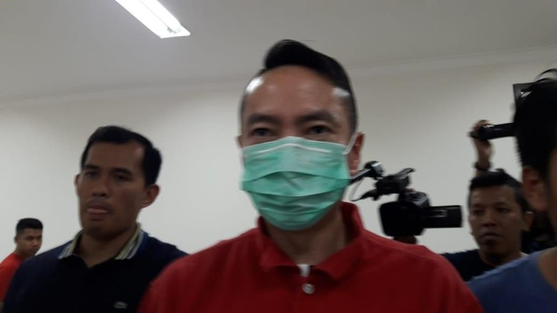 Dites Urine, Andy Wibowo Koboi Jalanan yang Todong Senpi Positif Narkoba