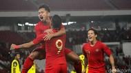 Indonesia vs Vanuatu: Beto Empat Gol, Skuat Garuda Menang 6-0