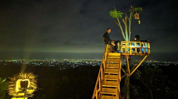 Kisah Nama Bukit Tiga Rasa di Gelangsar Lombok