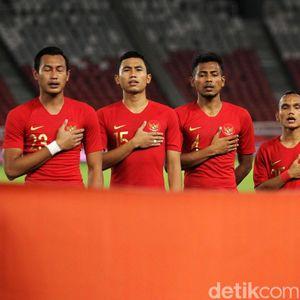 Tiket Timnas Indonesia Mahal? Suporter Dapat Asuransi dan Merchandise Kok