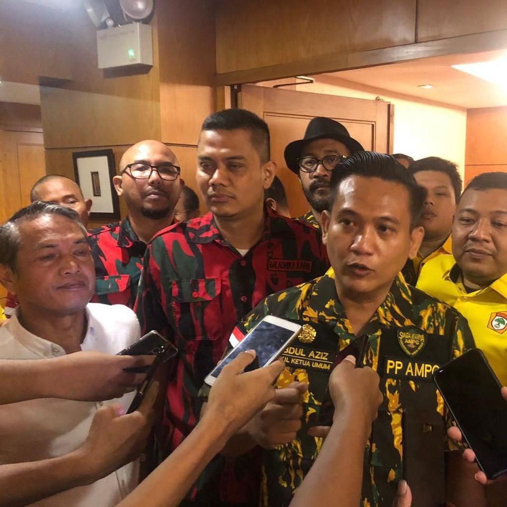 Deklarator Pro-Bamsoet Tantang Ketum AMPG: Kita Lihat di Pleno Nanti!