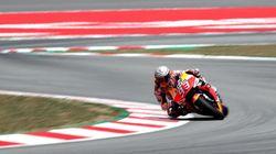 Hasil MotoGP Catalunya: Marc Marquez Juara, Quartararo Kedua