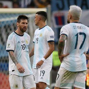 Kekalahan yang Terasa Pahit untuk Messi