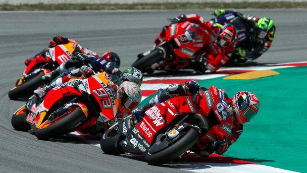 Marc Marquez butuh rekan setim untuk melawan para rival di MotoGP.