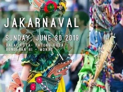 Melihat Ragam Budaya Betawi di Karnaval Jakarnaval 2019