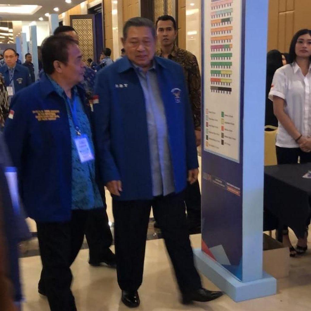 Makin Panas! Ketua PD Kritik SBY Dan Serang Hinca Pandjaitan