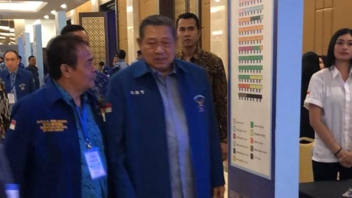 Subur Sembiring dan SBY (Dok. pribadi)