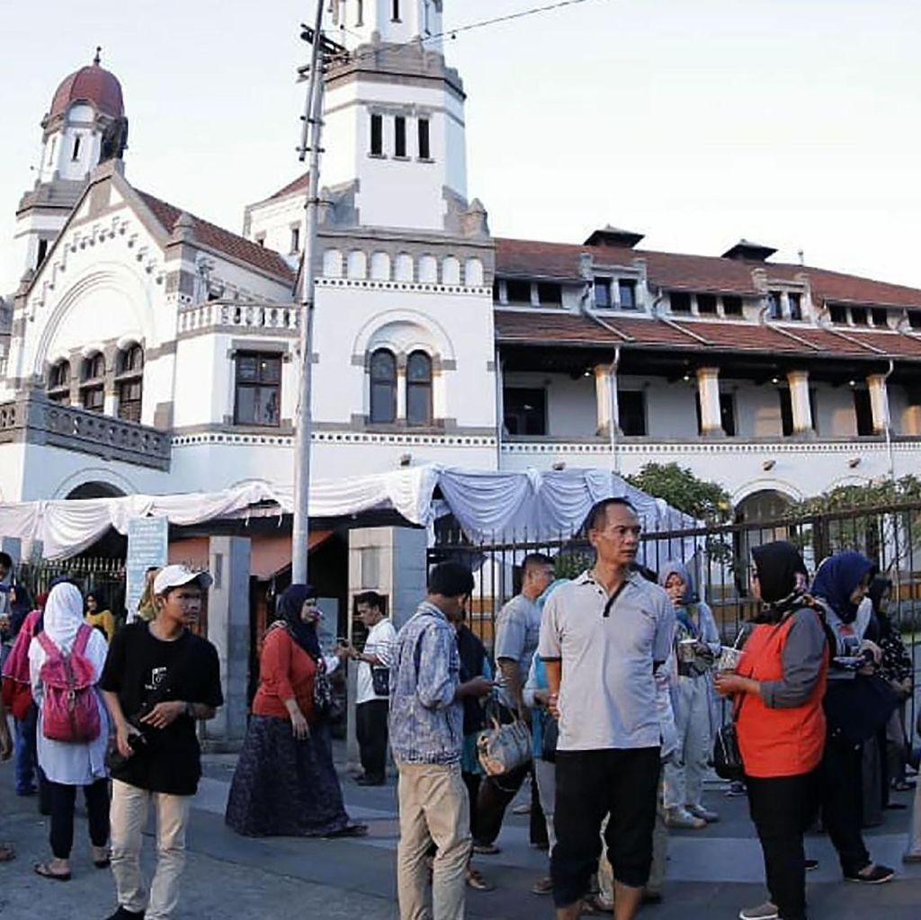 Diproyeksikan Ada 2 Juta Turis Plesiran ke Semarang di 2019