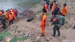 Bocah SD Tewas Tenggelam di Sungai Citanduy Saat Berenang