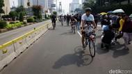 Car Free Day di Sudirman-Thamrin Ditiadakan Saat Idul Adha