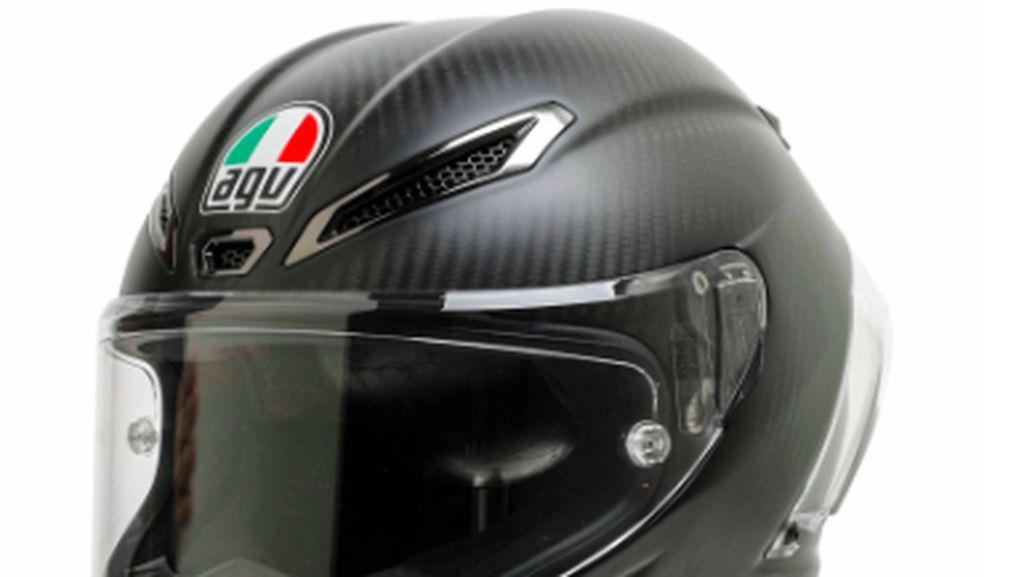 Deretan Helm yang Boleh Lindungi Valentino Rossi Cs di MotoGP