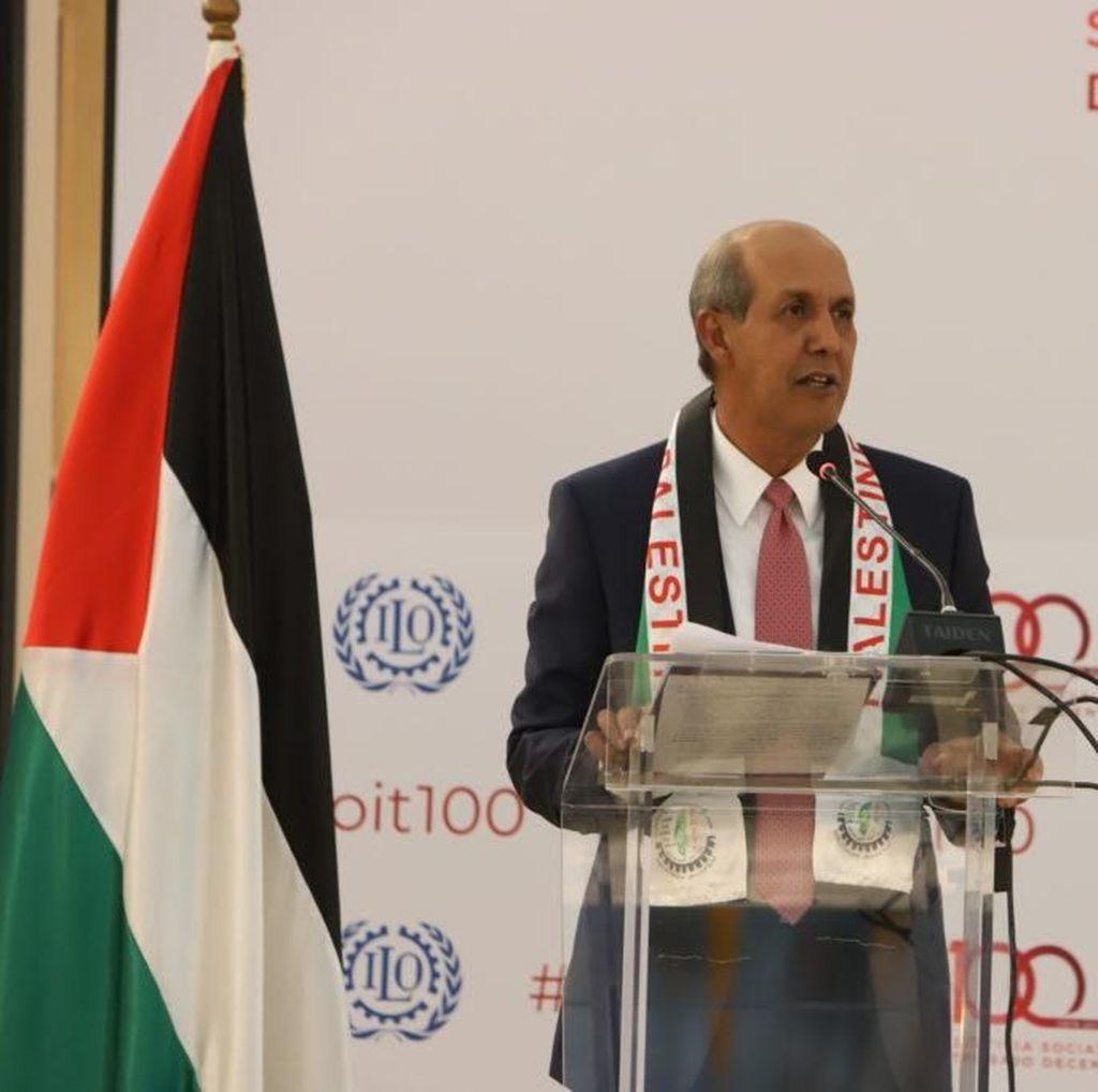 Indonesia Suarakan Solidaritas dan Dukungan untuk Pekerja Palestina