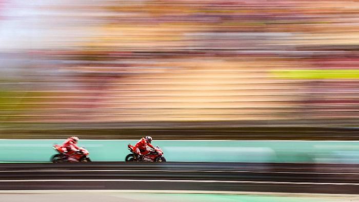 Live streaming MotoGP Catalunya bisa ditonton di detikSport (Foto: David Ramos/Getty Images)