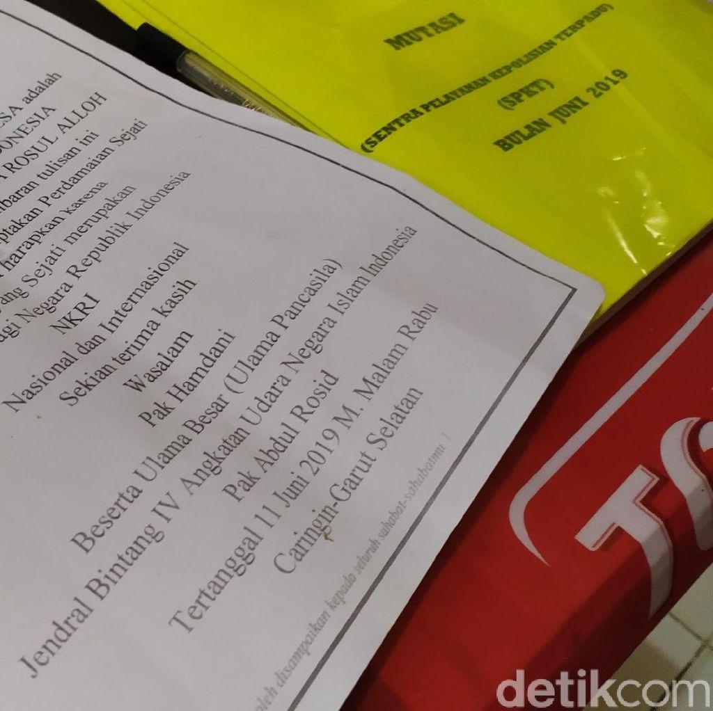 Ini Surat Sensen Presiden Indonesia yang Gegerkan Warga Garut