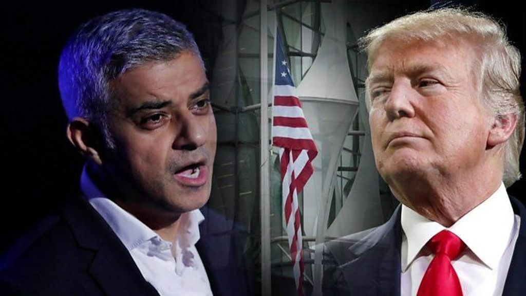 Sadiq Khan: Donald Trump Jadi Model Kaum Rasis Seluruh Dunia