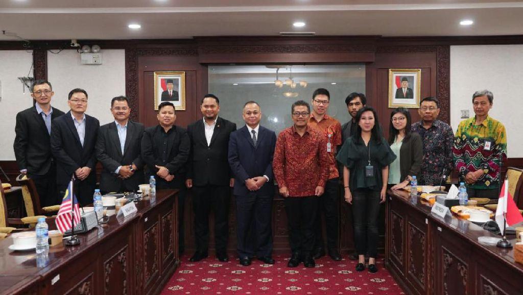 Kemendes Gandeng Pemerintah Selangor Kembangkan Startup Desa