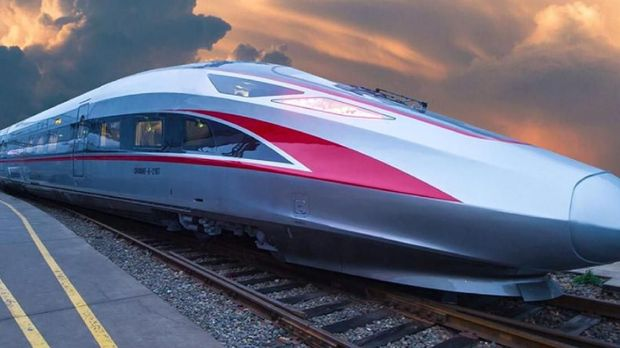 Capai 350 Km/Jam, Ini Spesifikasi Kereta Cepat China JKT-BDG