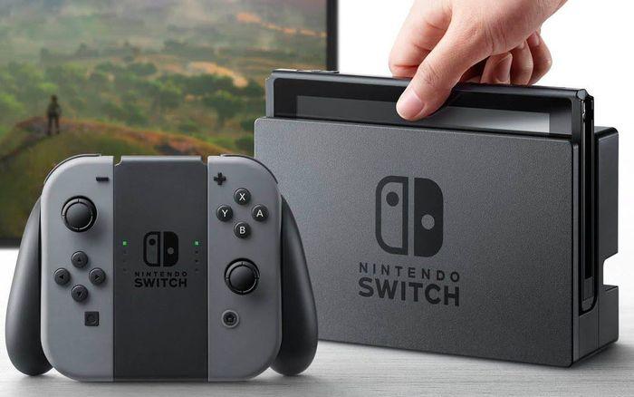 Ini adalah tampilan tombol Nintendo Switch. Istimewa/Businessinsider.