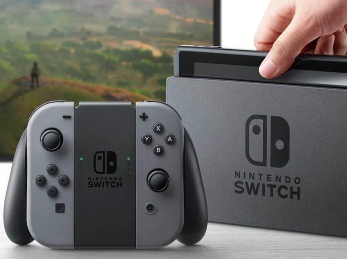 Perusahaan raksasa game konsol, Nintendo bakal menyetop produksi salah satu seri gamenya yang dirakit di China, yaitu Nintendo Switch imbas memanasnya perang dagang. Ini penampakannya.