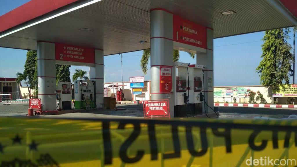 Polisi Ponorogo Selidiki SPBU Nakal, Karyawan Masih Diperiksa