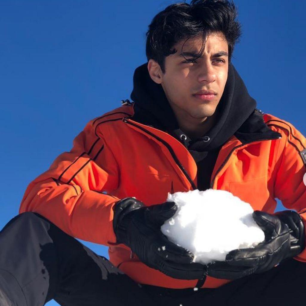 Sang Putra Ikuti Jejak Shah Rukh Khan Terjun ke Dunia Film