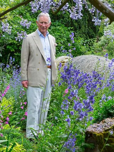 Makan Sehat, Pangeran Charles Tetap Kesulitan Jaga Bentuk Tubuh Tetap Ideal