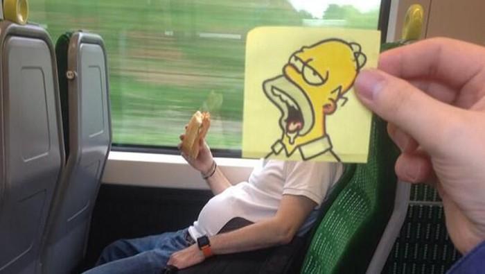 Cara Kreatif Habiskan Waktu Saat Perjalanan Panjang di Kereta