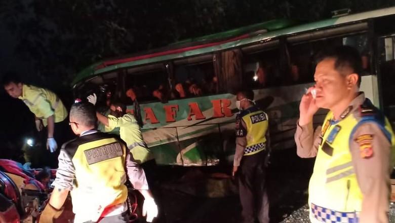 Polisi Dalami Pengakuan Anshor Serang Sopir karena Hendak Dibunuh