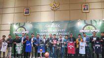 SMA di Bandung Ikuti Turnamen Basket Berhadiah Puluhan Juta