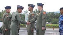 Angkatan Udara AS dan Indonesia Gelar Latihan Bersama di Manado