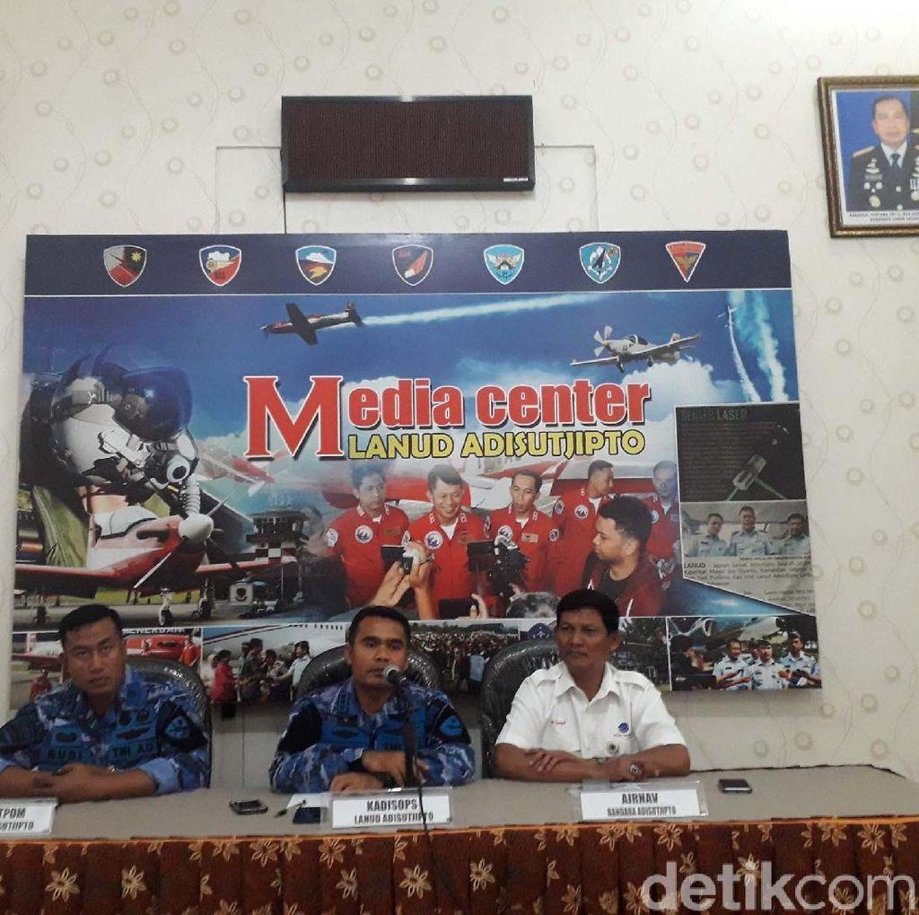 Balon Udara Liar Juga Ganggu Latihan Sekbang Lanud Adisutjipto
