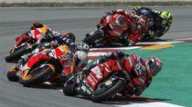 Belum Waktunya Dovizioso Menyerah Kejar Marquez