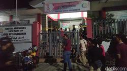 Napi Kasus Pembunuhan Diduga Jadi Dalang Rusuh di Rutan Lhoksukon Aceh Utara