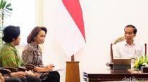 Jokowi Panggil Pansel Calon Pimpinan KPK ke Istana