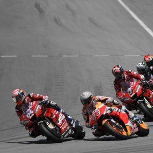 MotoGP Belanda, Tonton Live Streaming di detikSport