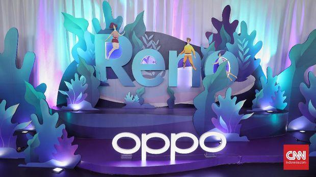 Hari ini OPPO meluncurkan seri Reno.