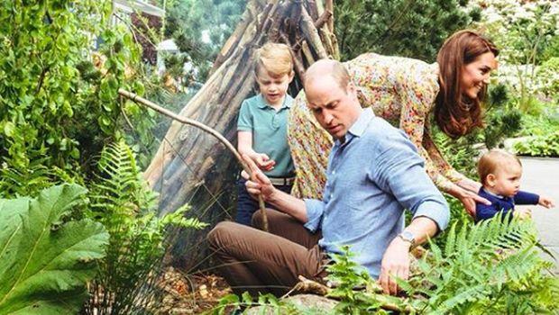 Iring-iringan Pangeran William dan Kate Middleton Tabrak Seorang Nenek