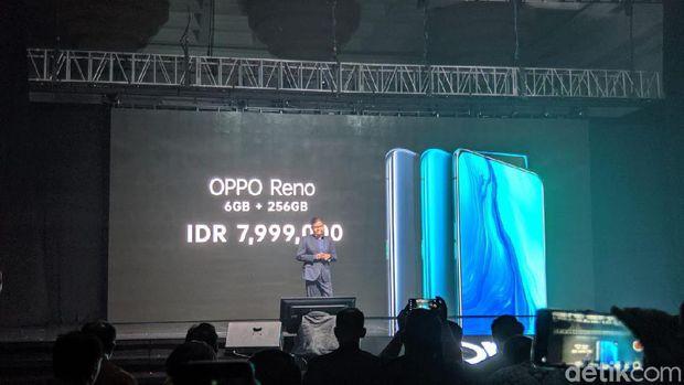 Resmi Dirilis, Ini Harga Oppo Reno & Reno 10x Zoom di Indonesia