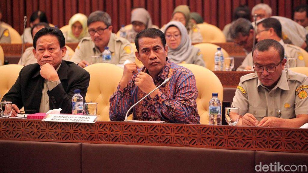 Mentan Bakal Copot Pejabat yang Terlibat Kasus Suap Impor Bawang