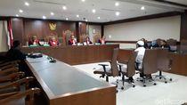 Terima Suap Gatot Pujo, Eks Anggota DPRD Sumut Divonis 4 Tahuh Bui