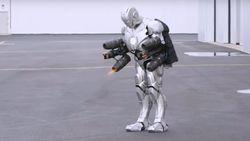 Bisa Terbang! Armor Mark II Iron Man Dibuat Nyata