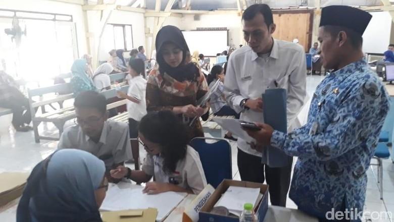 Jaringan Ngadat Sempat Ganggu PPDB SMP di Kudus