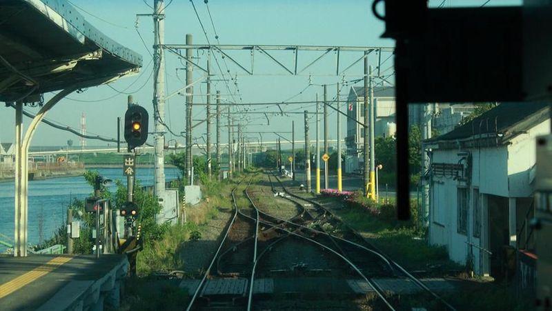 Stasiun ini menjadi hidden gem di kalangan pecinta kereta api Jepang. Di mana lagi ada stasiun seperti ini? (Facebook/Yoshiyuki Nagasawa)