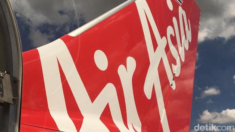 Maskapai AirAsia (Angga Aliya ZRF/detikcom)