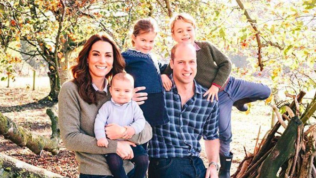 Reaksi Pangeran William Jika Anaknya LGBT