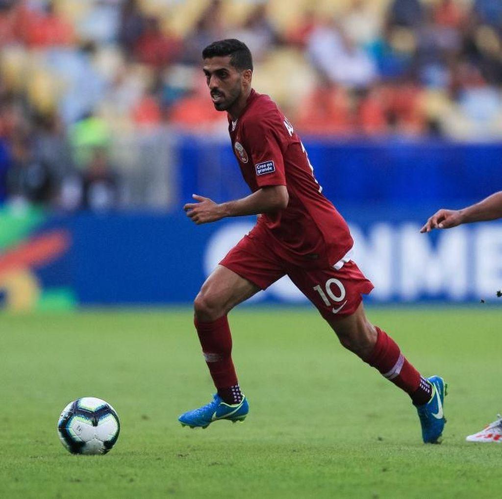 Debut Negara Arab di Copa America, Qatar Tahan Paraguay 2-2