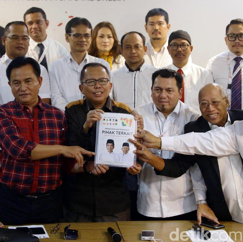 Dokumen-Video Jadi Bukti Tambahan Tim Jokowi untuk Sidang di MK