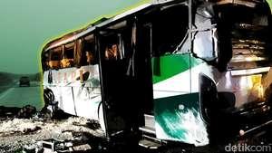 Kecelakaan Maut di Tol Cipali