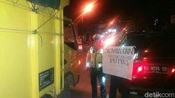 Jembatan Putus, Akses Sumsel-Lampung Lewat Tol Fungsional Kayuagung