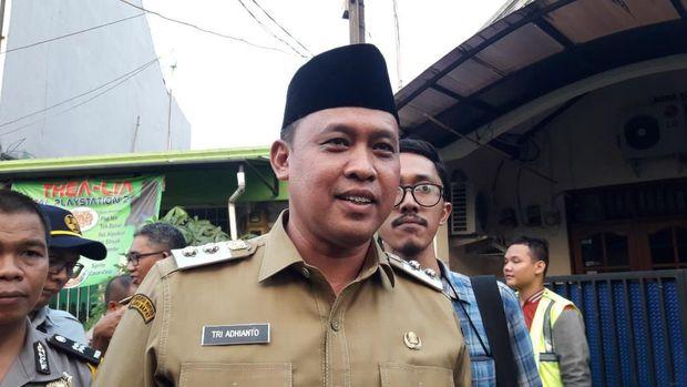 Wakil Wali Kota Bekasi Tri Adhianto.